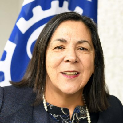 Maria Helena Andre, Director of ACTRAV