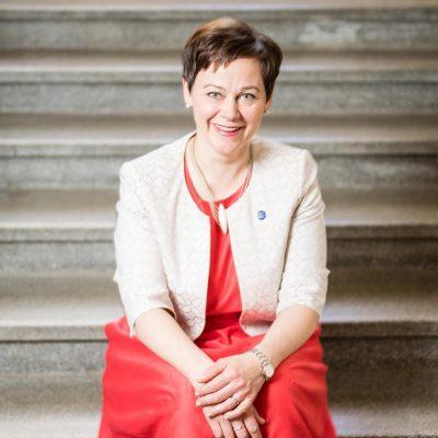 Paula Lehtomäki, Nordiska ministerrådets generalsekreterare